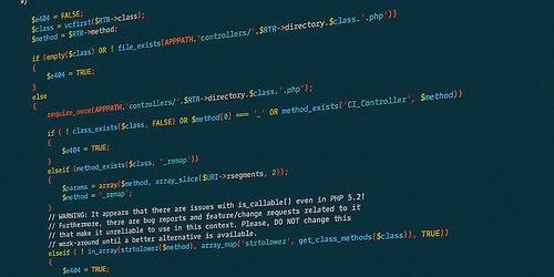 codeigniter código